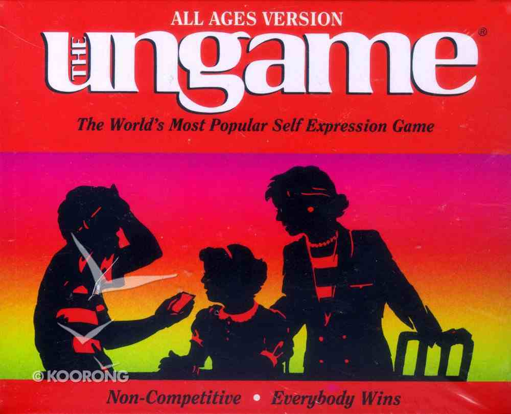 Ungame Pocket All Ages Game