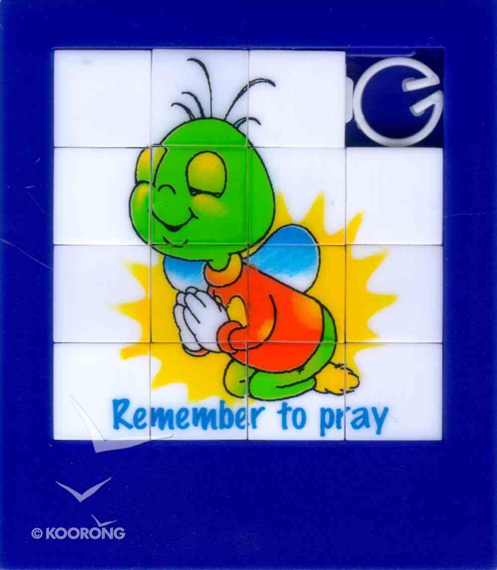 Slide Puzzle: Remember to Pray Novelty
