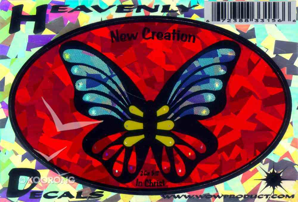 Heavenly Decal Mini Sticker: New Creation Stickers