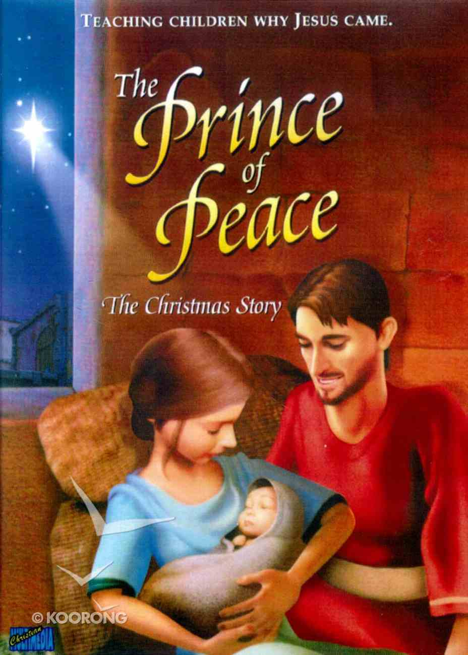 The Prince of Peace DVD