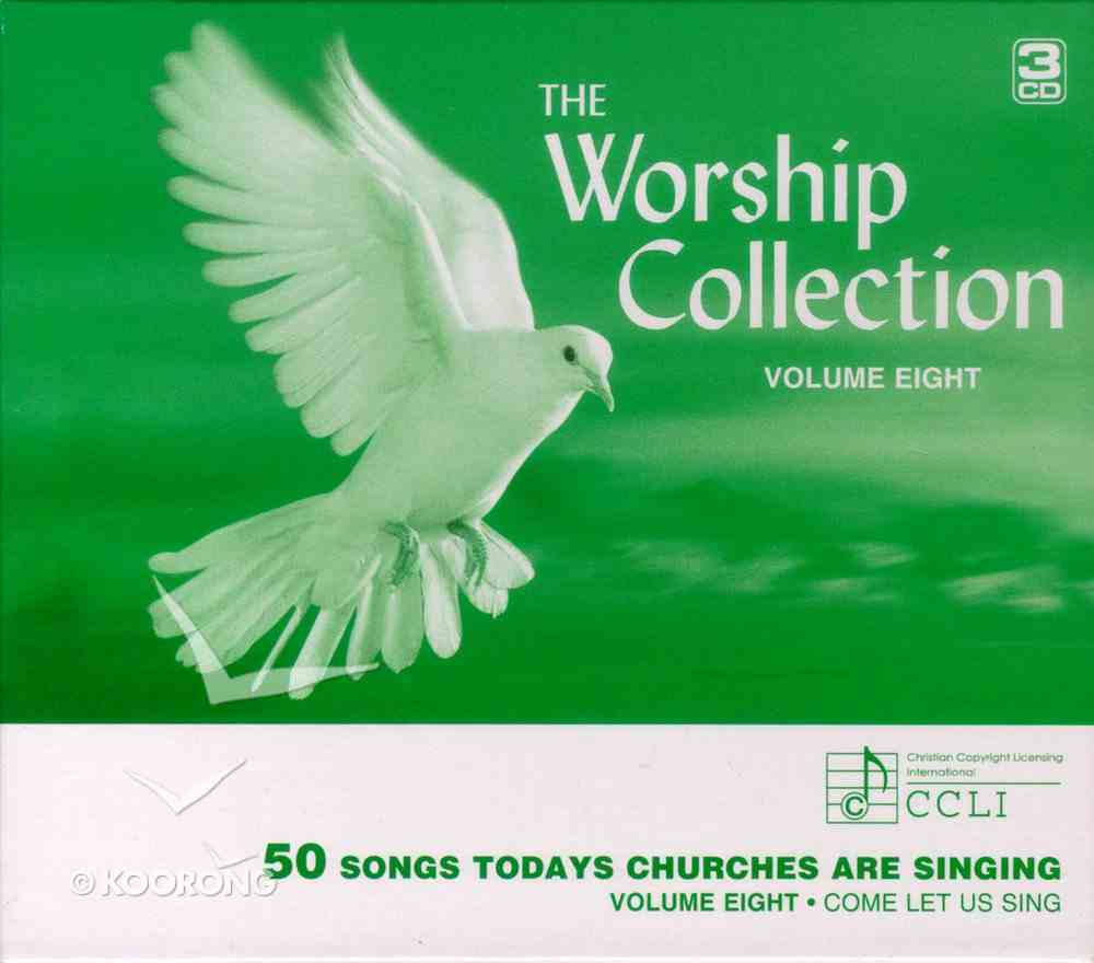 Worship Collection: Volume 8 (3 Pack) Pack