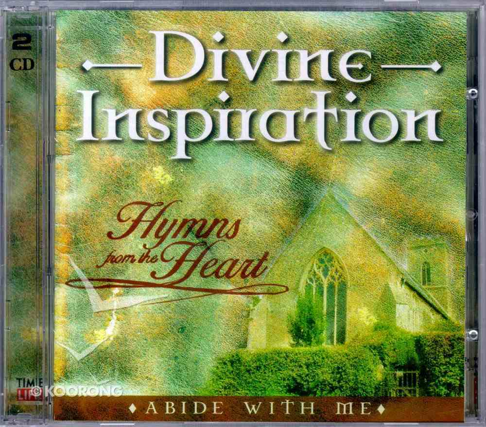 Divine Inspiration #02: Abide With Me (2 Cds) Pack