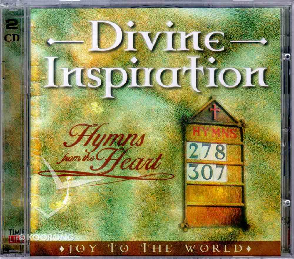 Divine Inspiration #03: Joy to the World (2 Cds) Pack