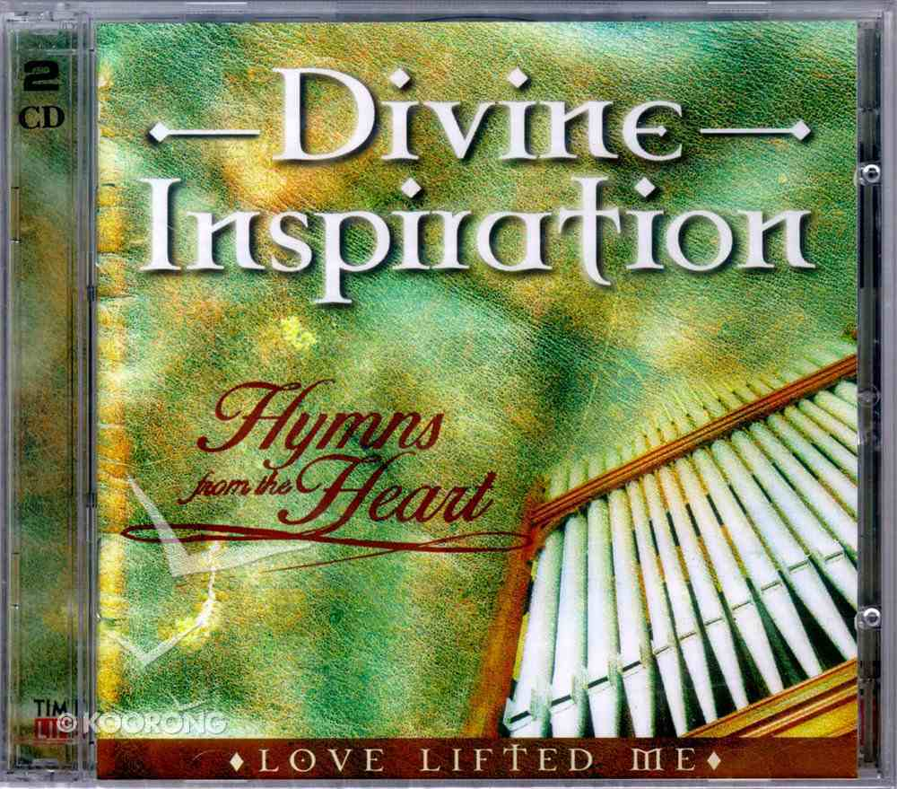 Divine Inspiration #06: Love Lifted Me (2 Cds) Pack