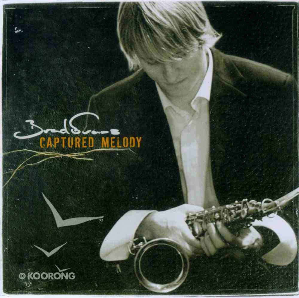 Captured Melody CD