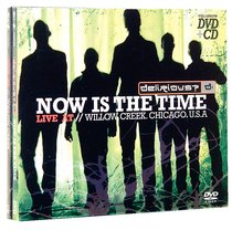 Album Image for Now is the Time: Live At Willow Creek CD & DVD - DISC 1