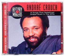 Album Image for Andrae Crouch Collection (History Makers Music Series) - DISC 1