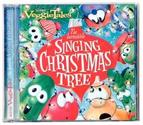Album Image for Incredible Singing Christmas Tree (Veggie Tales Music Series) - DISC 1