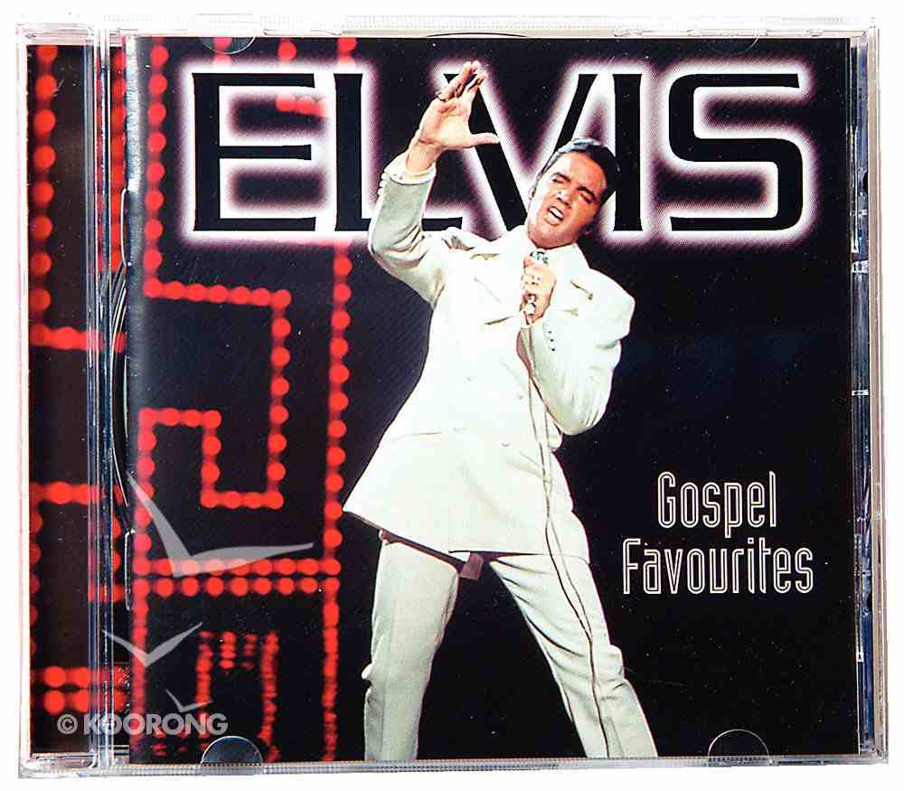 Gospel Favourites CD