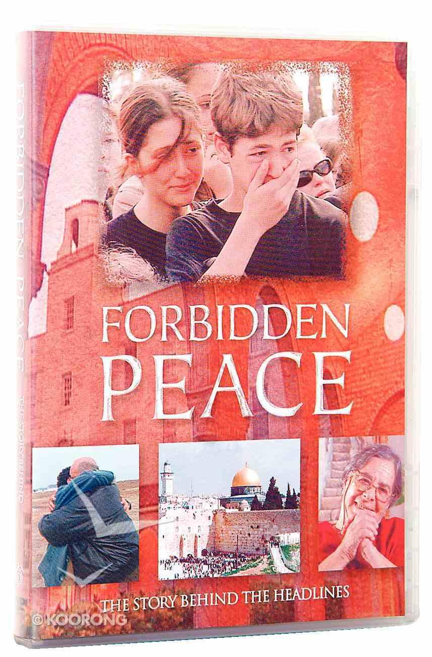 Forbidden Peace DVD