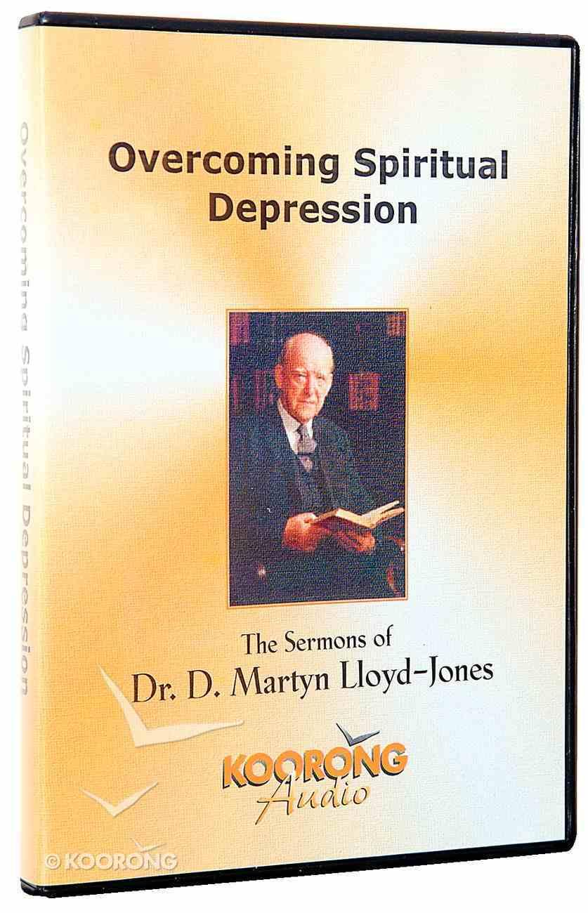 Overcoming Spiritual Depression (4 Cd Set) CD