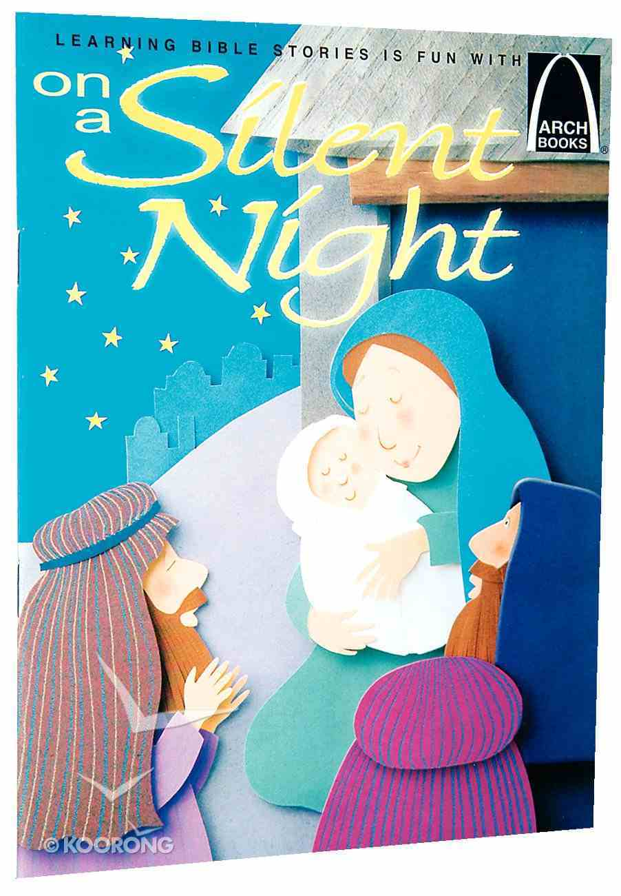 On a Silent Night (Arch Books Series) Paperback