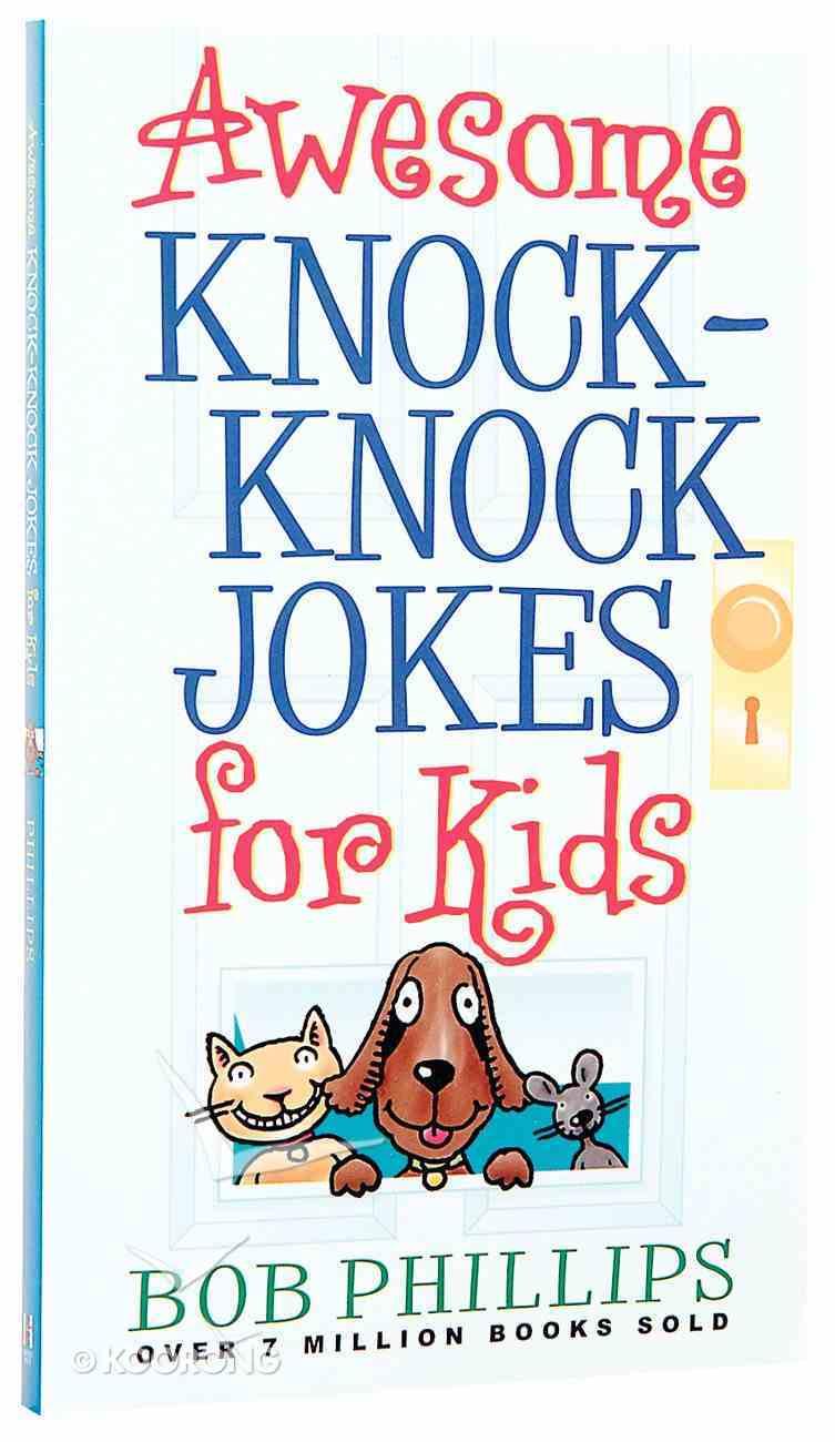 Awesome Knock Knock Jokes For Kids Mass Market