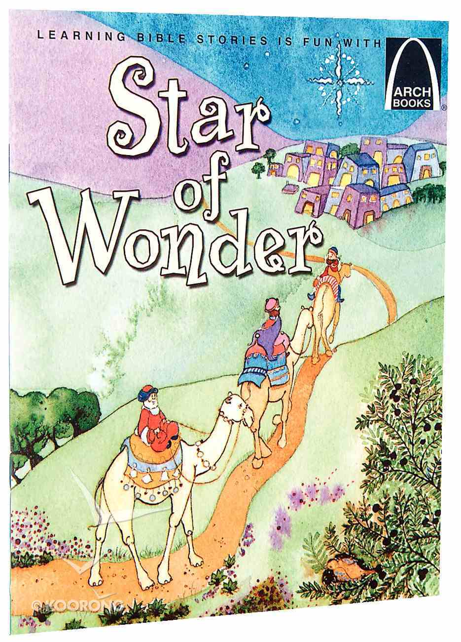 Star of Wonder (Arch Books Series) Paperback