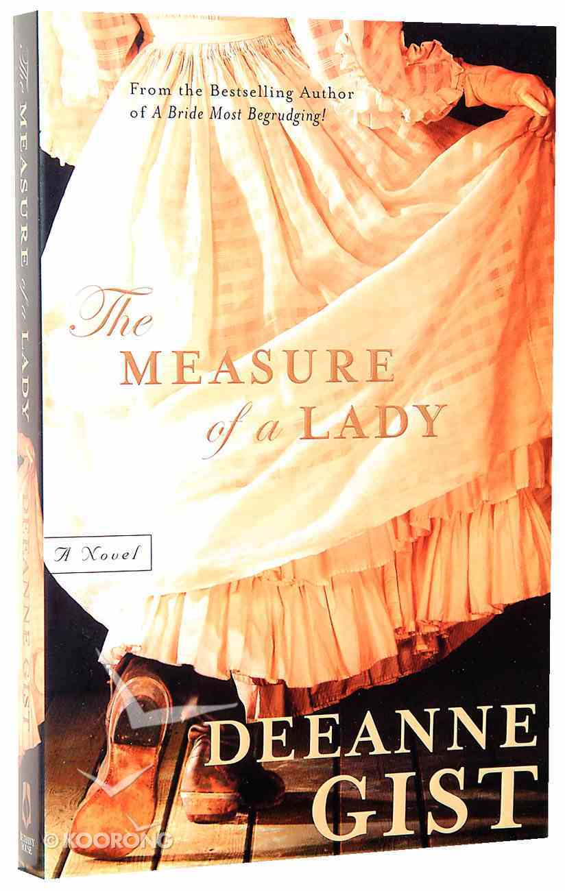 The Measure of a Lady Paperback
