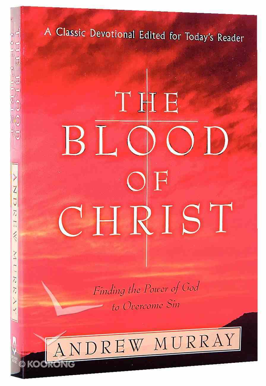 The Blood of Christ Paperback