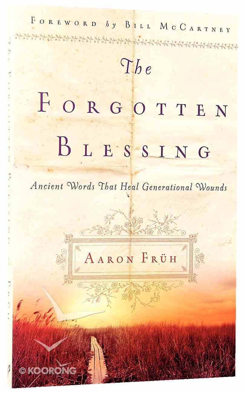 The Forgotten Blessing Paperback
