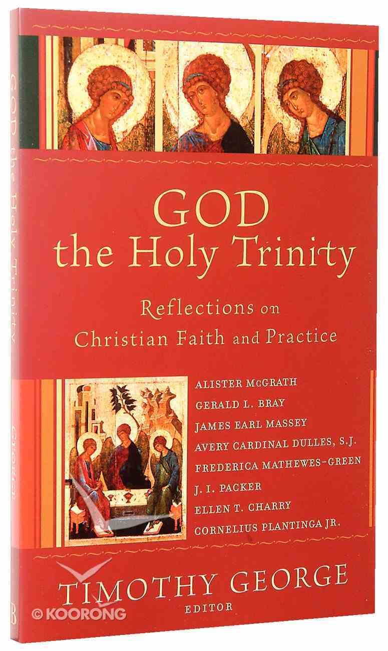 God the Holy Trinity (Beeson Divinity Studies Series) Paperback