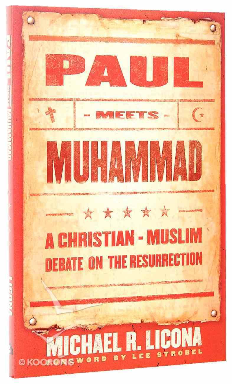 Paul Meets Muhammad Paperback