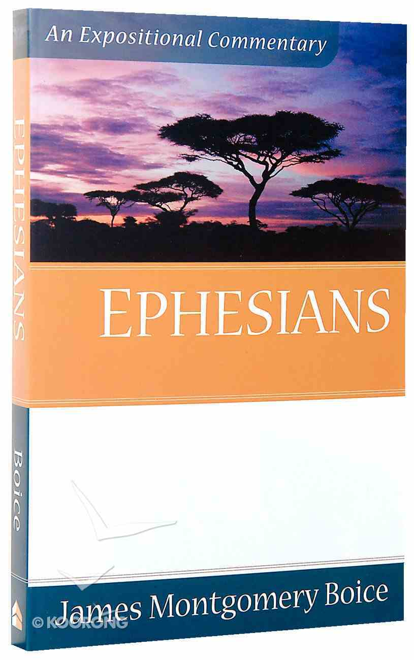 Ephesians (Expositional Commentary Series) Paperback