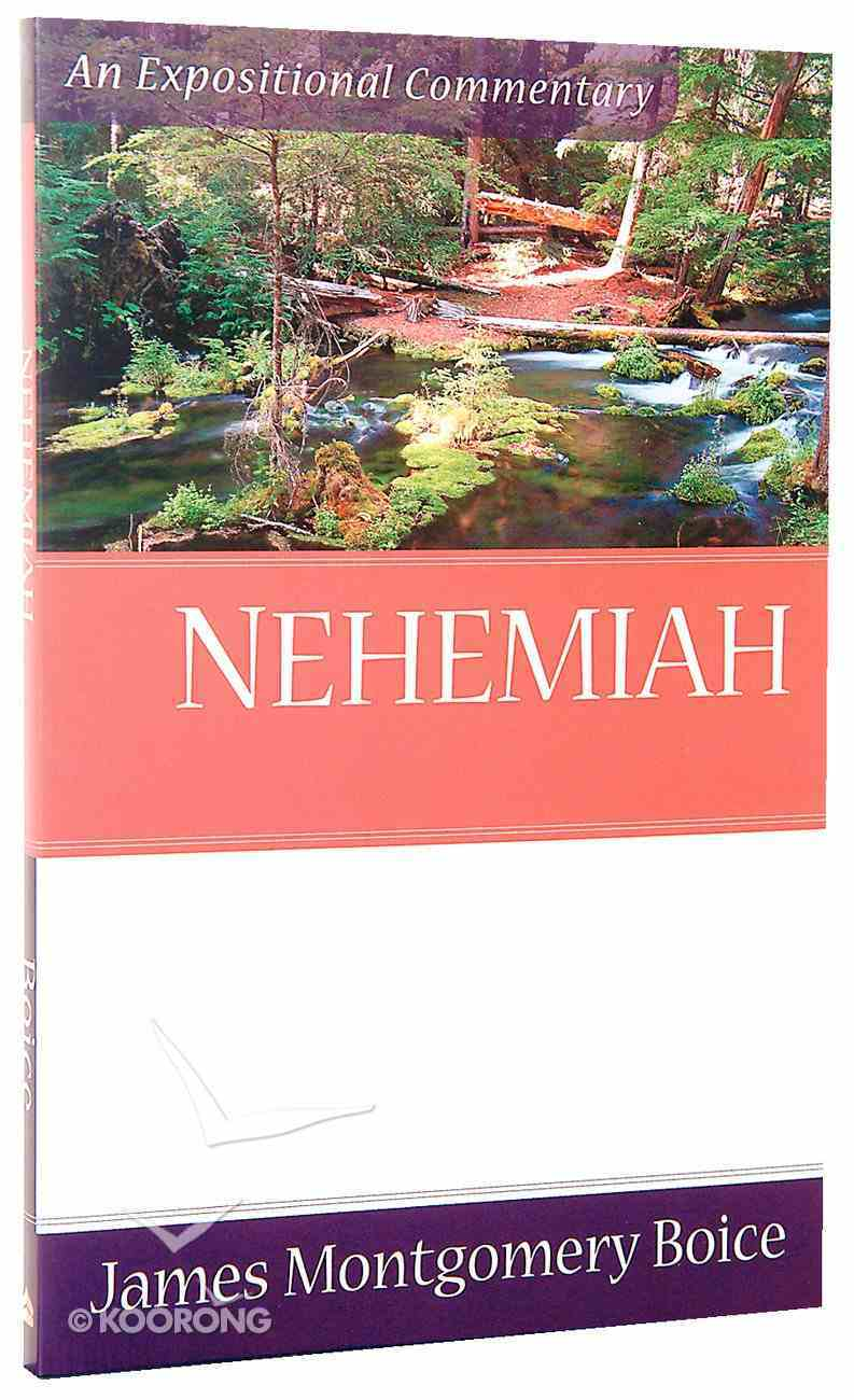 Nehemiah (Expositional Commentary Series) Paperback