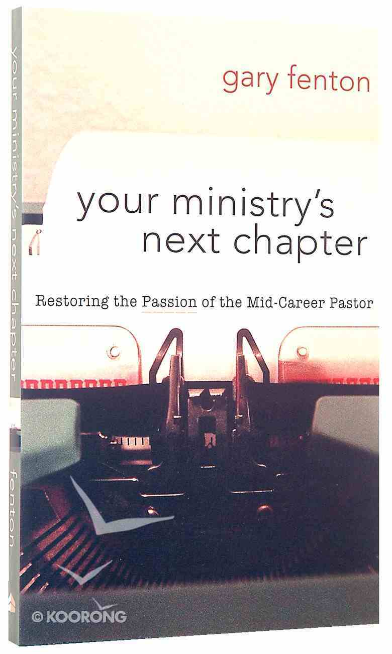 Your Ministry's Next Chapter Paperback