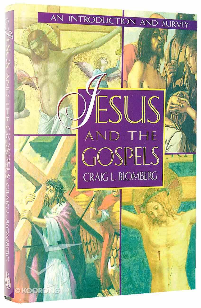 Jesus and the Gospels Hardback