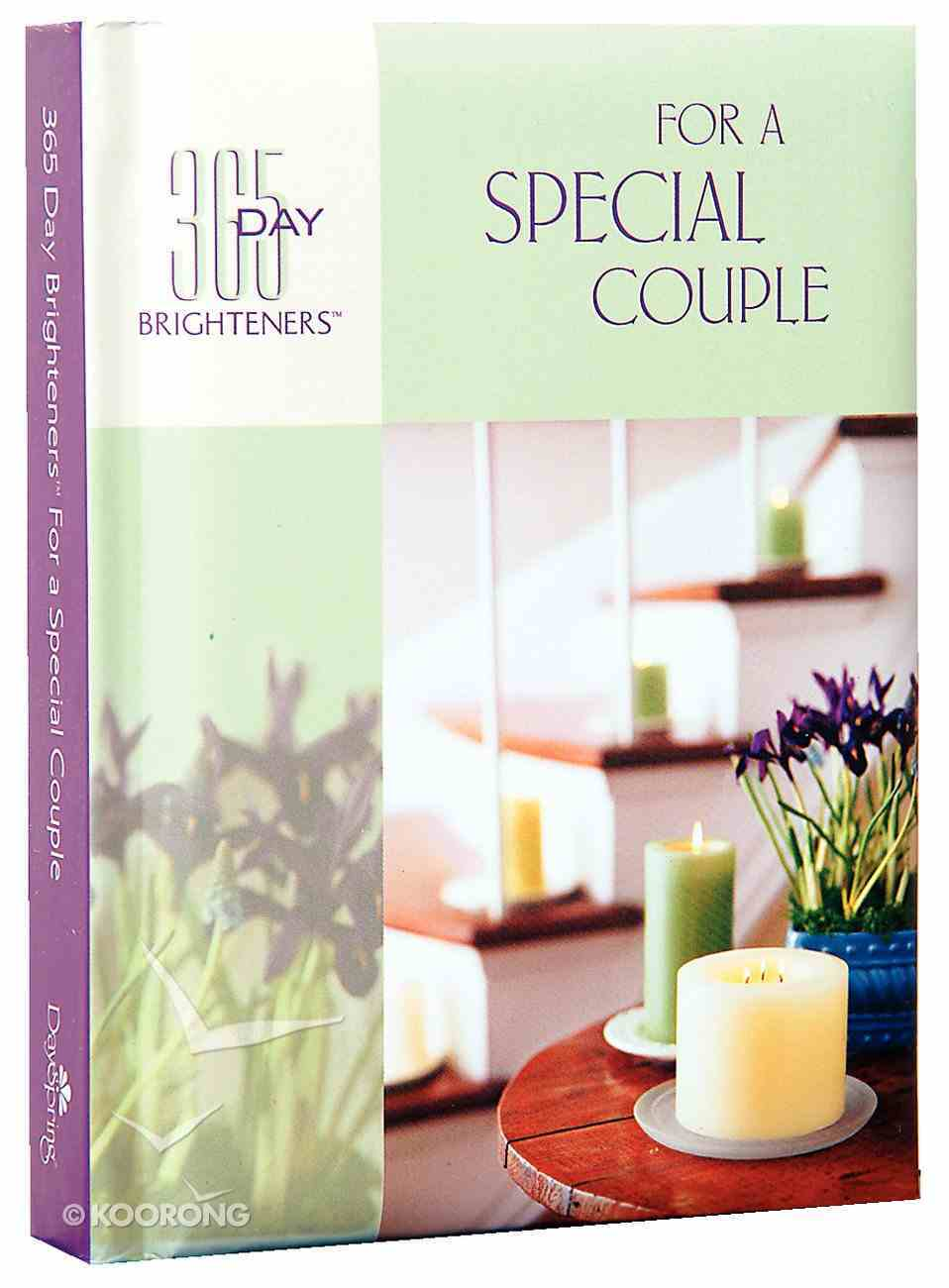 For a Special Couple (365 Day Brighteners Series) Hardback