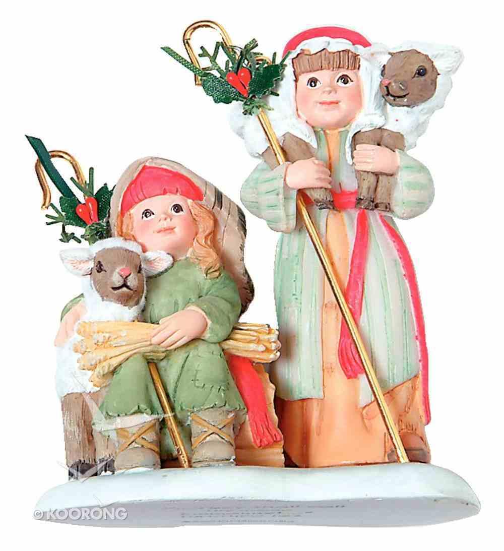 Tree Ornament: Shepherd Boys Homeware