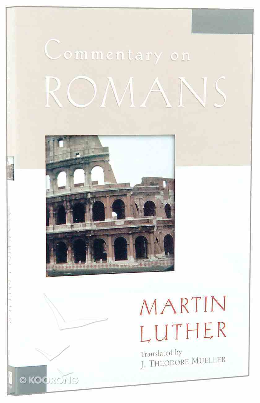 Commentary on Romans Paperback