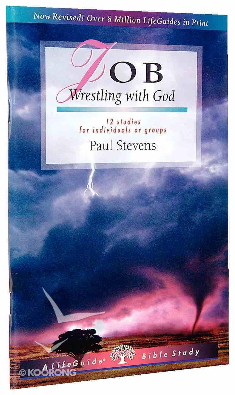 Job (Lifeguide Bible Study Series) Paperback