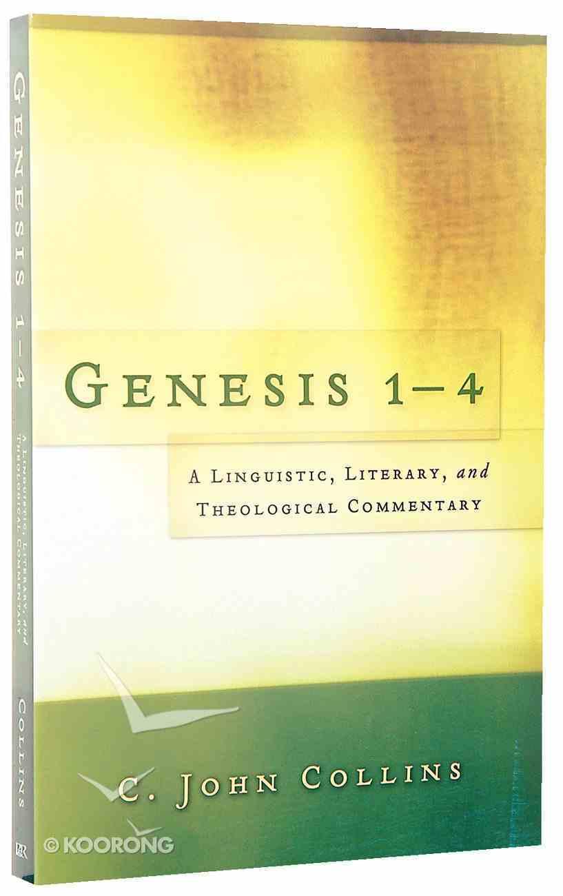 Genesis 1-4 Paperback