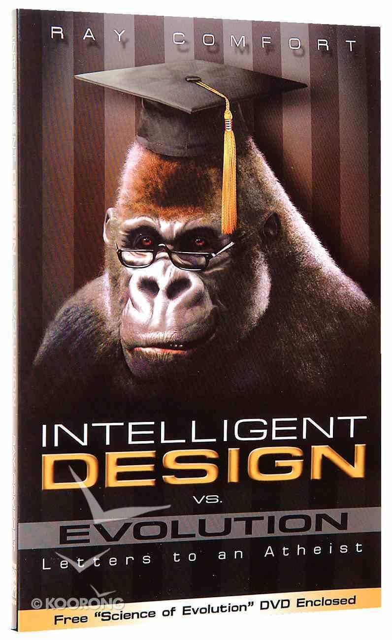 Intelligent Design Vs Evolution Paperback