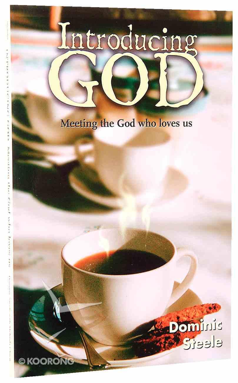 Introducing God Paperback