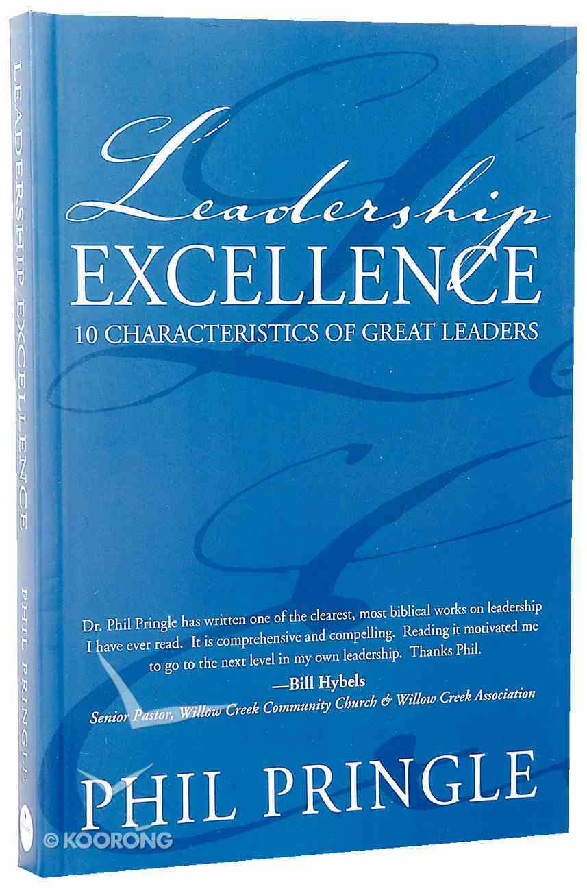 Leadership Excellence Paperback