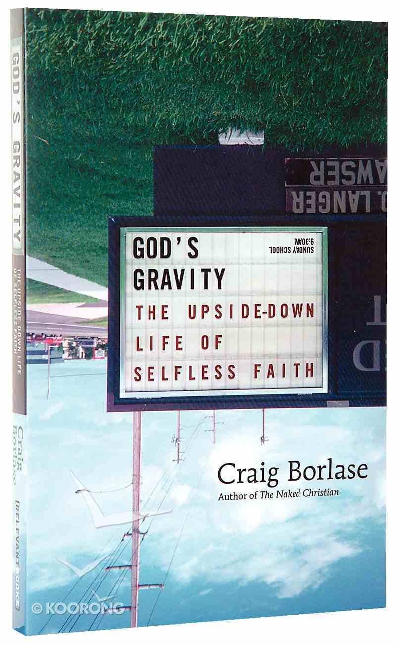 God's Gravity Paperback