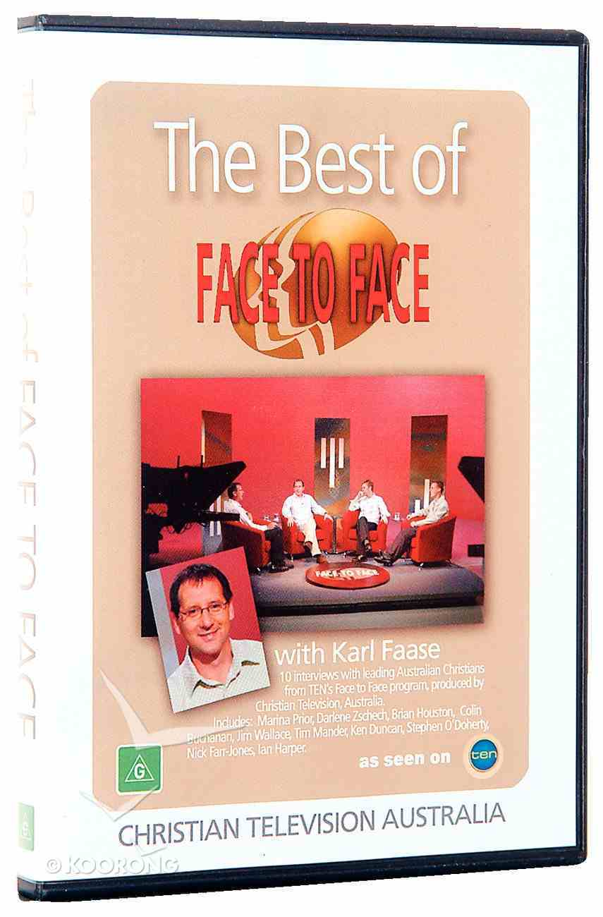 The Best of Face to Face DVD