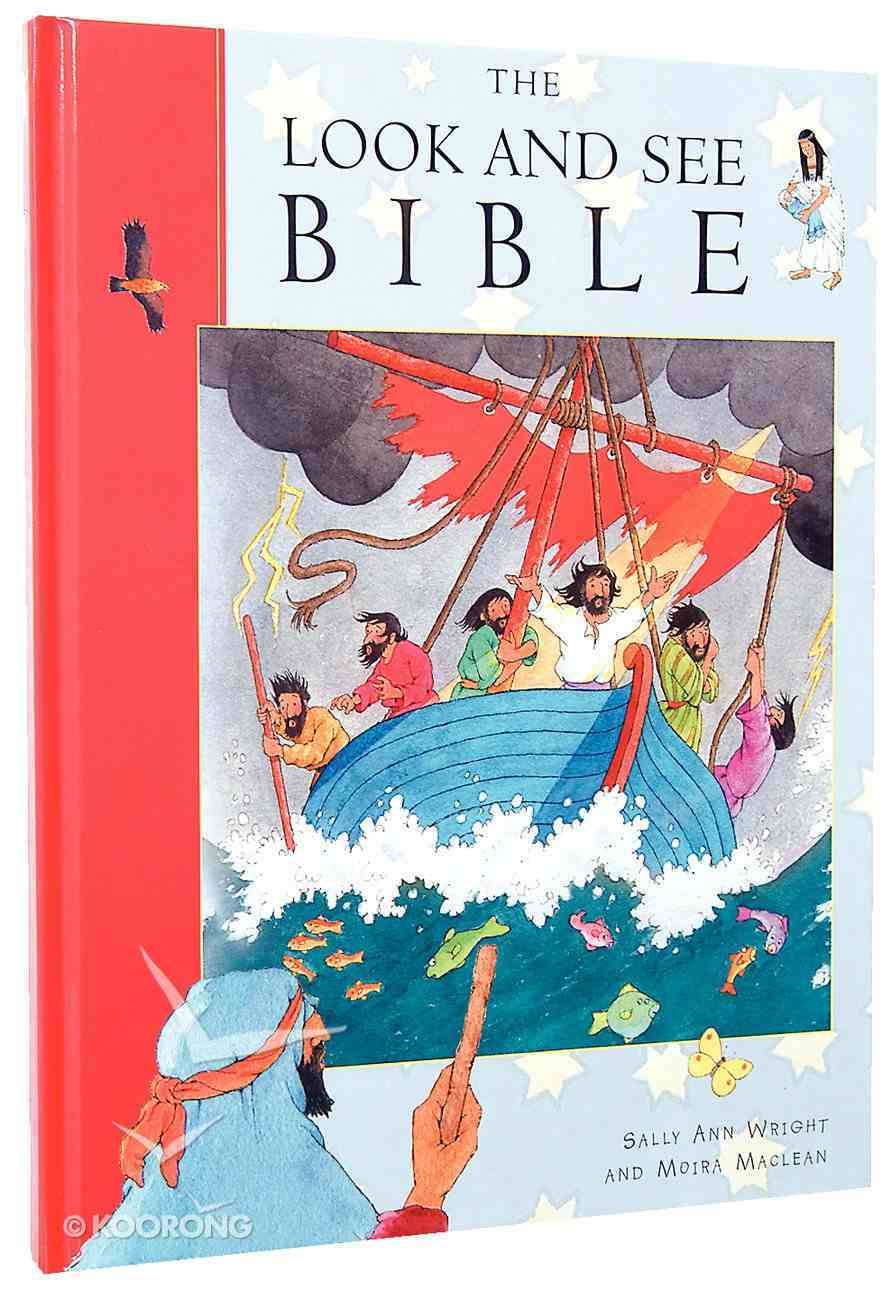 The Look and See Bible Hardback