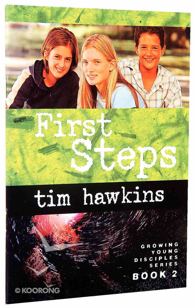 First Steps (#02 in Growing Young Disciples Series) Paperback