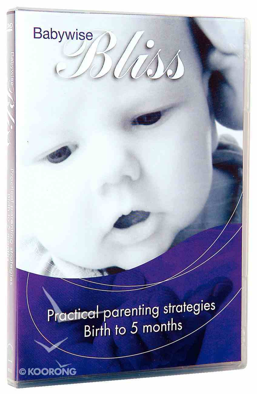 Baby Wise Bliss DVD