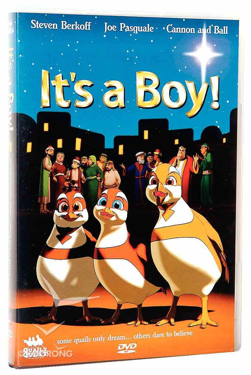 It's a Boy DVD