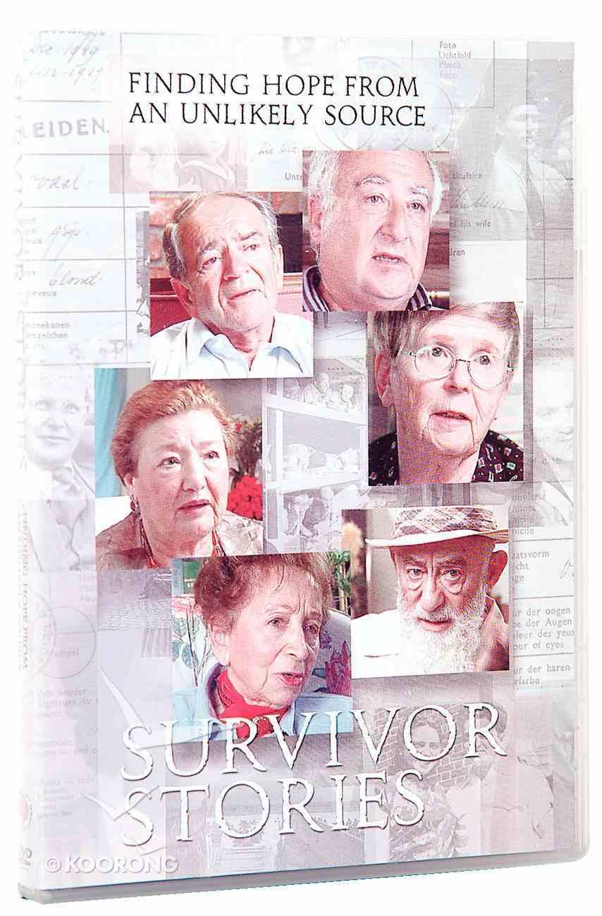 Survivor Stories DVD