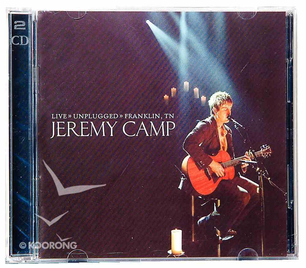 Jeremy Camp: Live Unplugged (Cd/dvd) CD