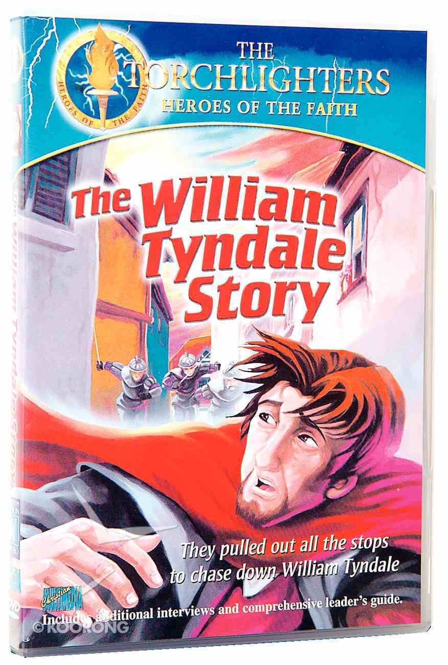 The William Tyndale Story (Torchlighters Heroes Of The Faith Series) DVD