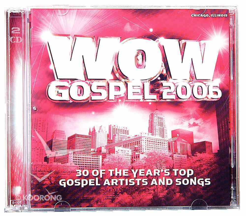 Wow Gospel 2006 CD