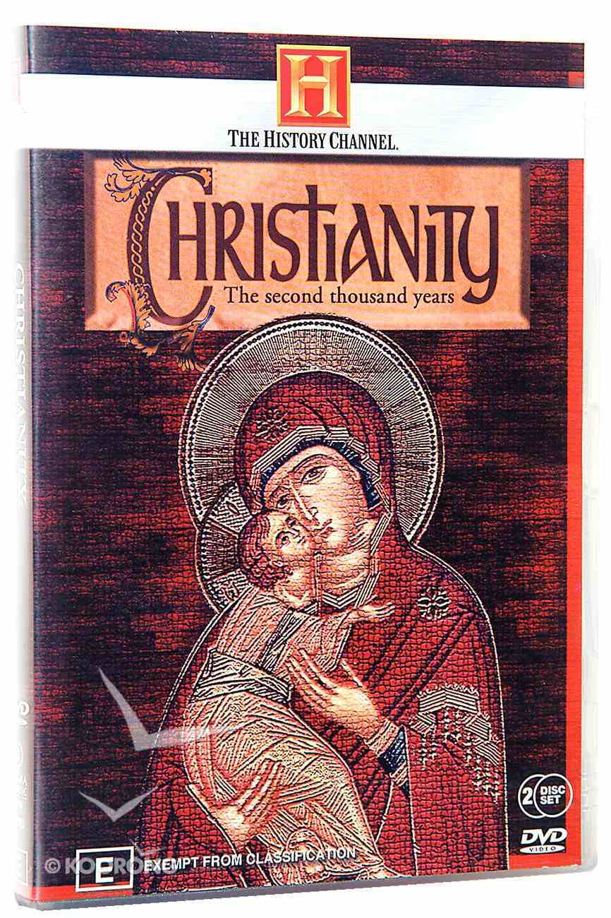 Rise of Christianity the Second Thousand Years (Rise Of Christianity (History Channel) Series) DVD