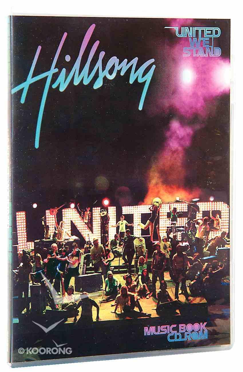 Hillsong United 2006: United We Stand CDROM Music Book (United Live Series) CD-rom