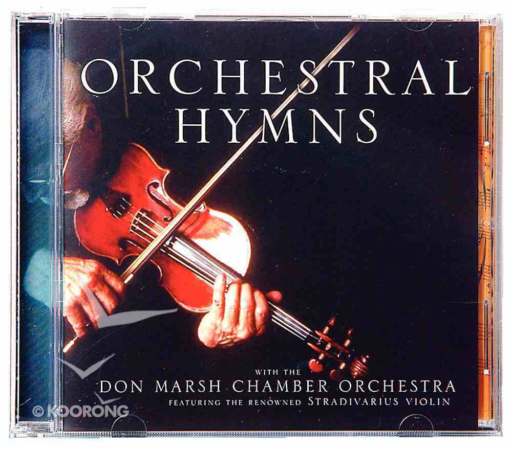 Orchestral Hymns CD