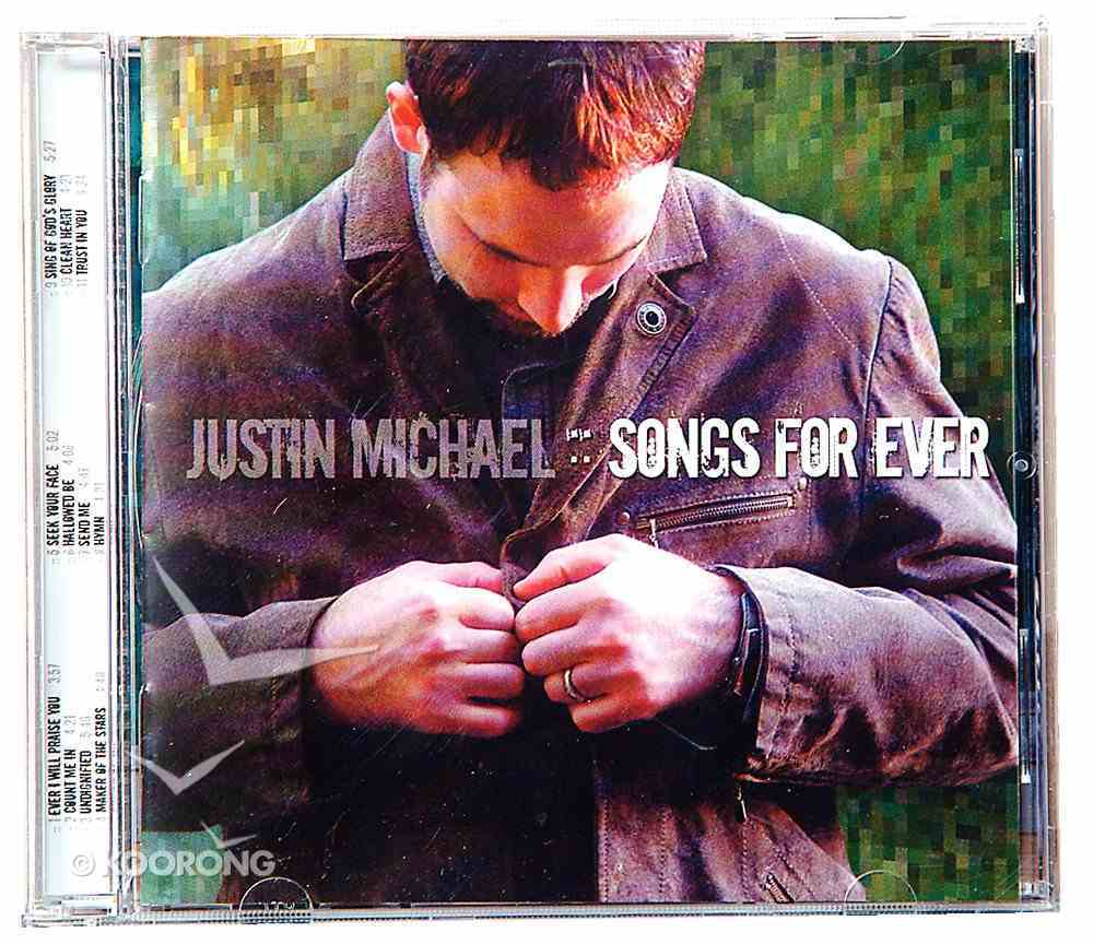 Songs For Ever CD