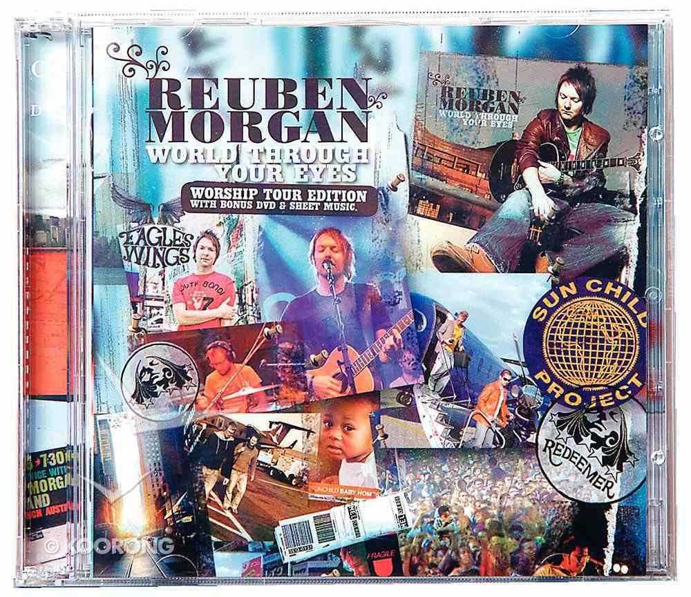 World Through Your Eyes Tour Edition CD